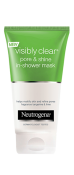 NEUTROGENA VISIBLY CLEAR® Pore & Shine In-Shower Mask