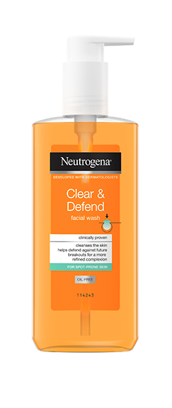 neutrogena product