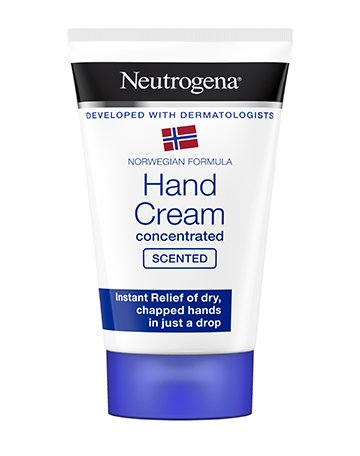 Neutrogena<sup>®</sup> <br>Norwegian Formula Concentrated Scented Hand Cream