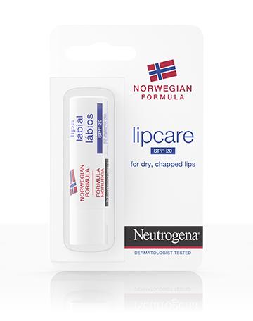 Neutrogena<sup>®</sup> <br>Norwegian Formula Lipcare SPF20