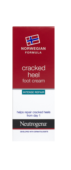 NEUTROGENA<sup>&reg;</sup> NORWEGIAN FORMULA<sup>&reg;</sup> Cracked Heel Foot Cream