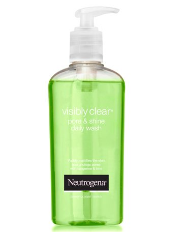 NEUTROGENA VISIBLY CLEAR<sup>®</sup> Pore & Shine Facial  Wash
