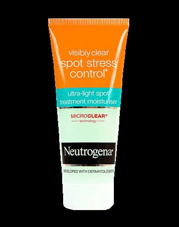 VISIBLY CLEAR<sup>®</sup> Spot Stress Control Ultra-light Spot Treatment Moisturiser