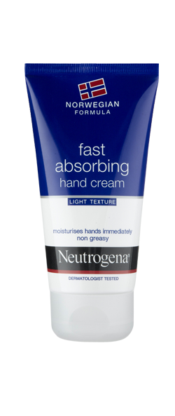 NEUTROGENA<sup>&reg;</sup> NORWEGIAN FORMULA<sup>&reg;</sup> Fast Absorbing Hand Cream