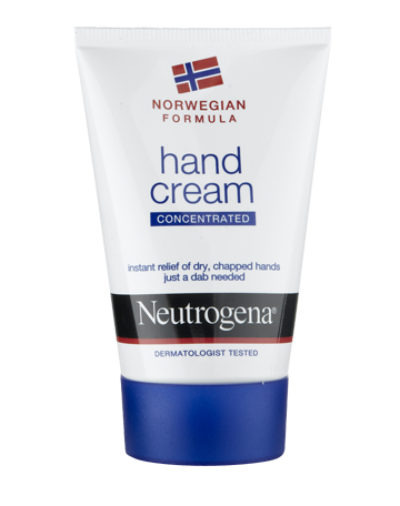NEUTROGENA<sup>&reg;</sup> NORWEGIAN FORMULA<sup>&reg;</sup> Concentrated Hand Cream - Scented