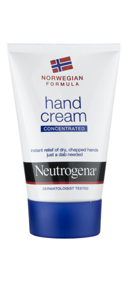 NEUTROGENA<sup>®</sup> NORWEGIAN FORMULA<sup>®</sup> Concentrated Hand Cream - Scented