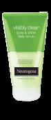 NEUTROGENA VISIBLY CLEAR® Pore & Shine Daily Scrub