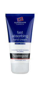 NEUTROGENA<sup>®</sup> NORWEGIAN FORMULA<sup>®</sup> Fast Absorbing Hand Cream