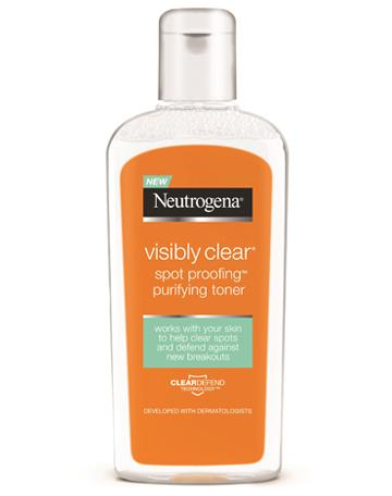 VISIBLY CLEAR® Spot Proofing™ Purifying Toner