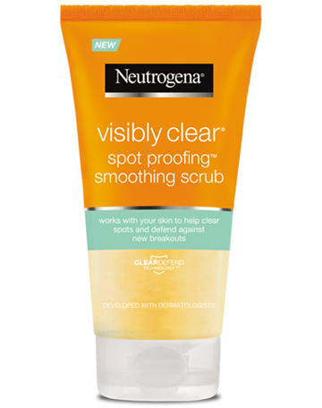 VISIBLY CLEAR® Spot Proofing™ Smoothing Scrub
